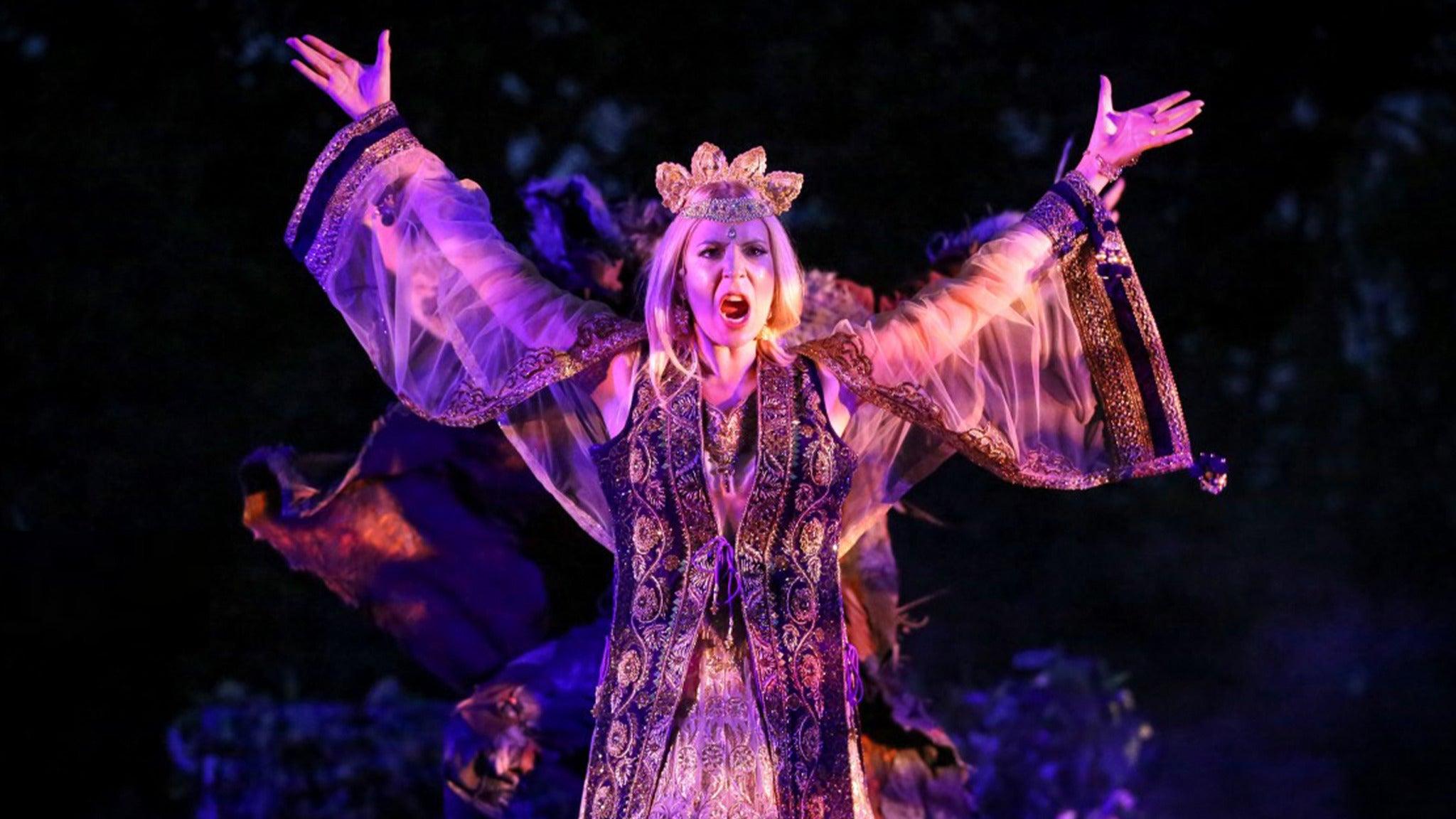 A Midsummer Night's Dream - Shakespeare Under the Stars