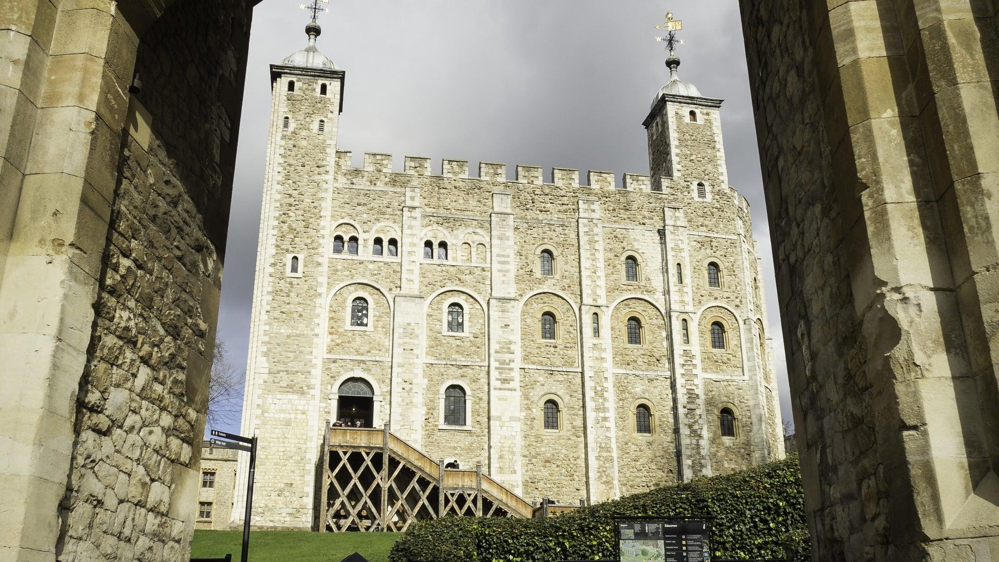 Historic Royal Palaces - Tower of London