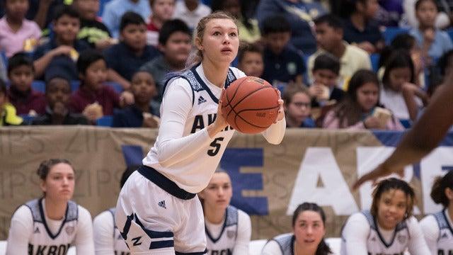 University of Akron Zips Womens Basketball