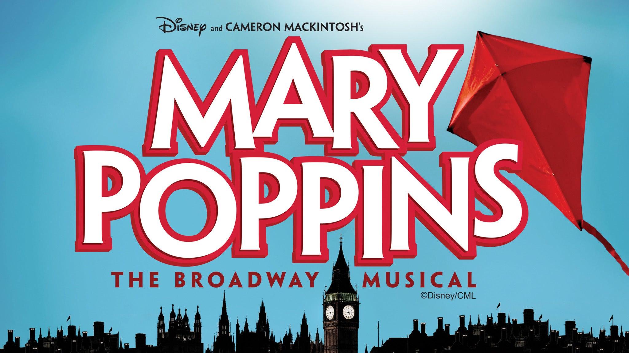Drury Lane Presents: Mary Poppins