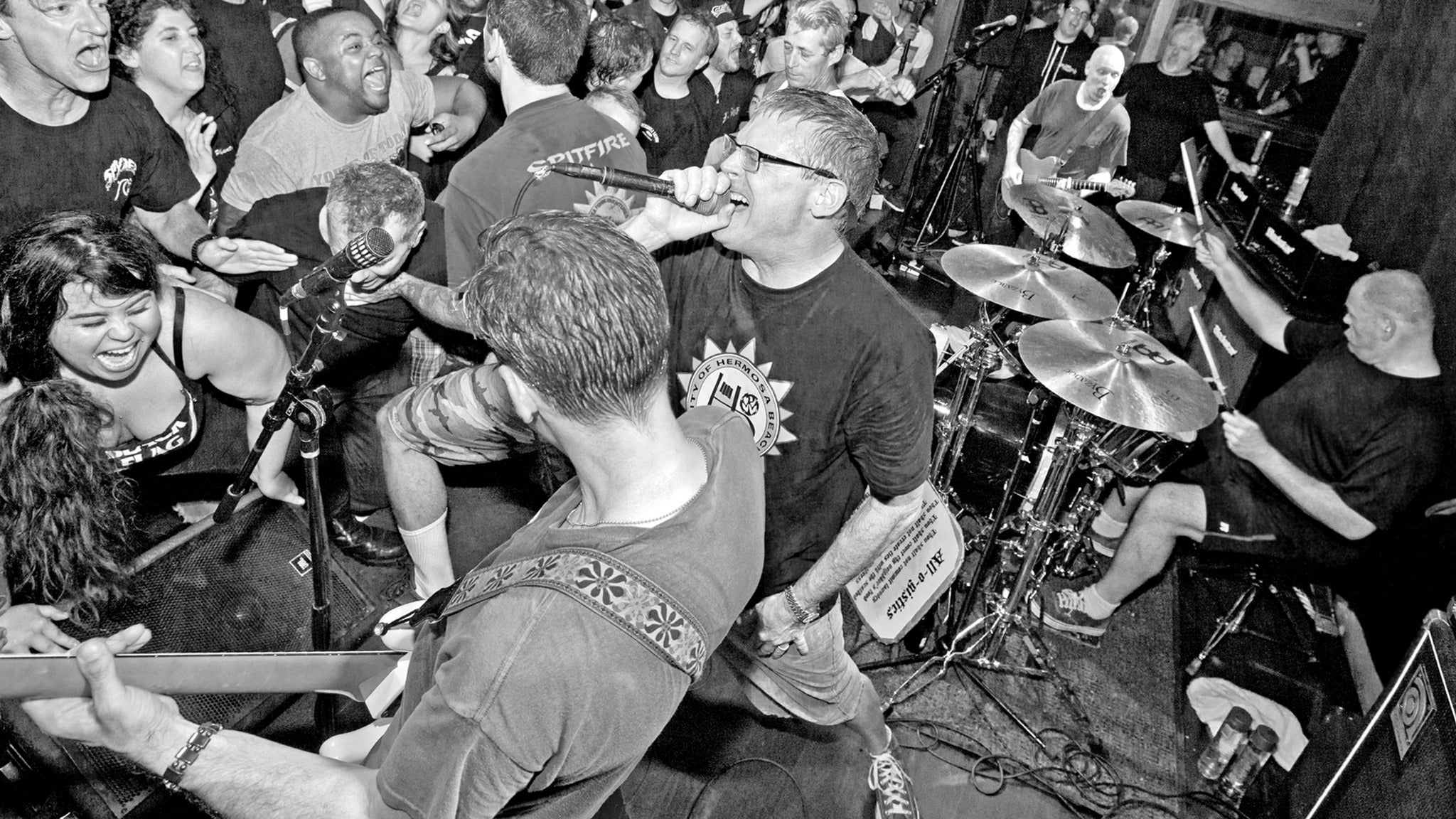 Descendents at McMenamins Crystal Ballroom