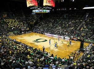 Oregon Ducks Men's Basketball vs. Arizona State Sun Devils Men's Basketball
