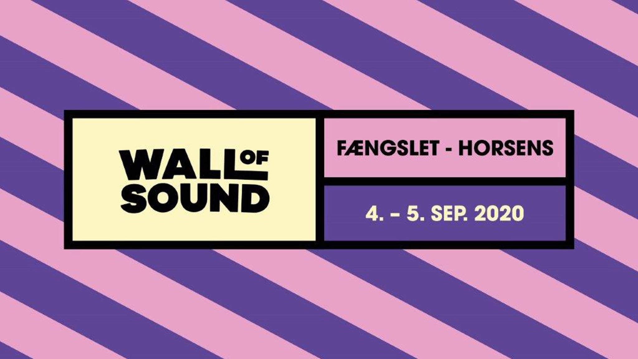 Wall Of Sound - Fredagsbillet