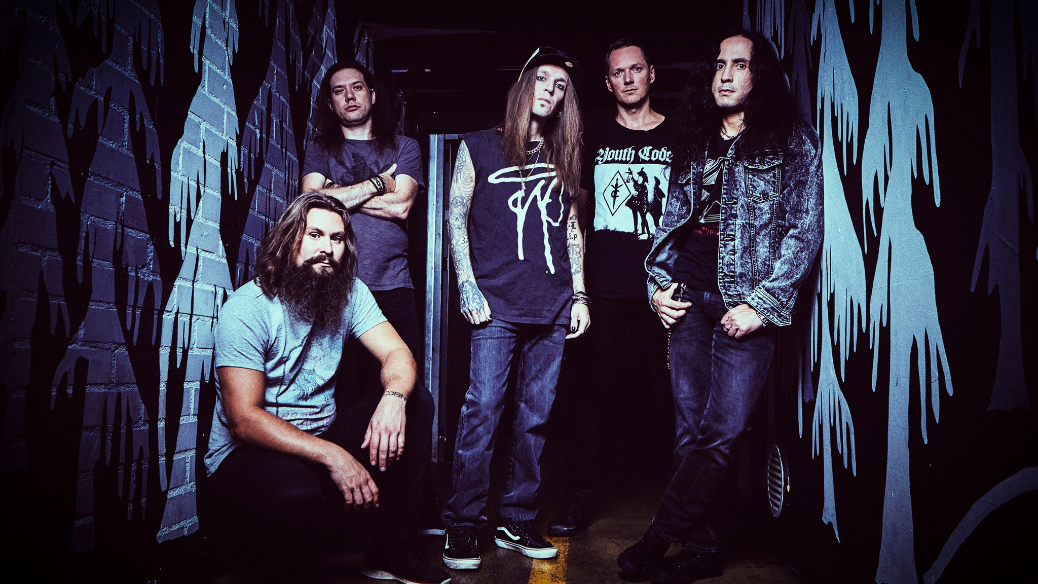 Children of Bodom at The Summit Music Hall