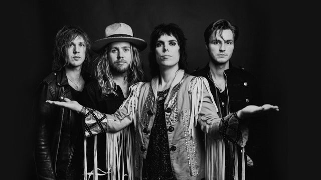 The Struts with the Glorious Sons, Kelsy Karter