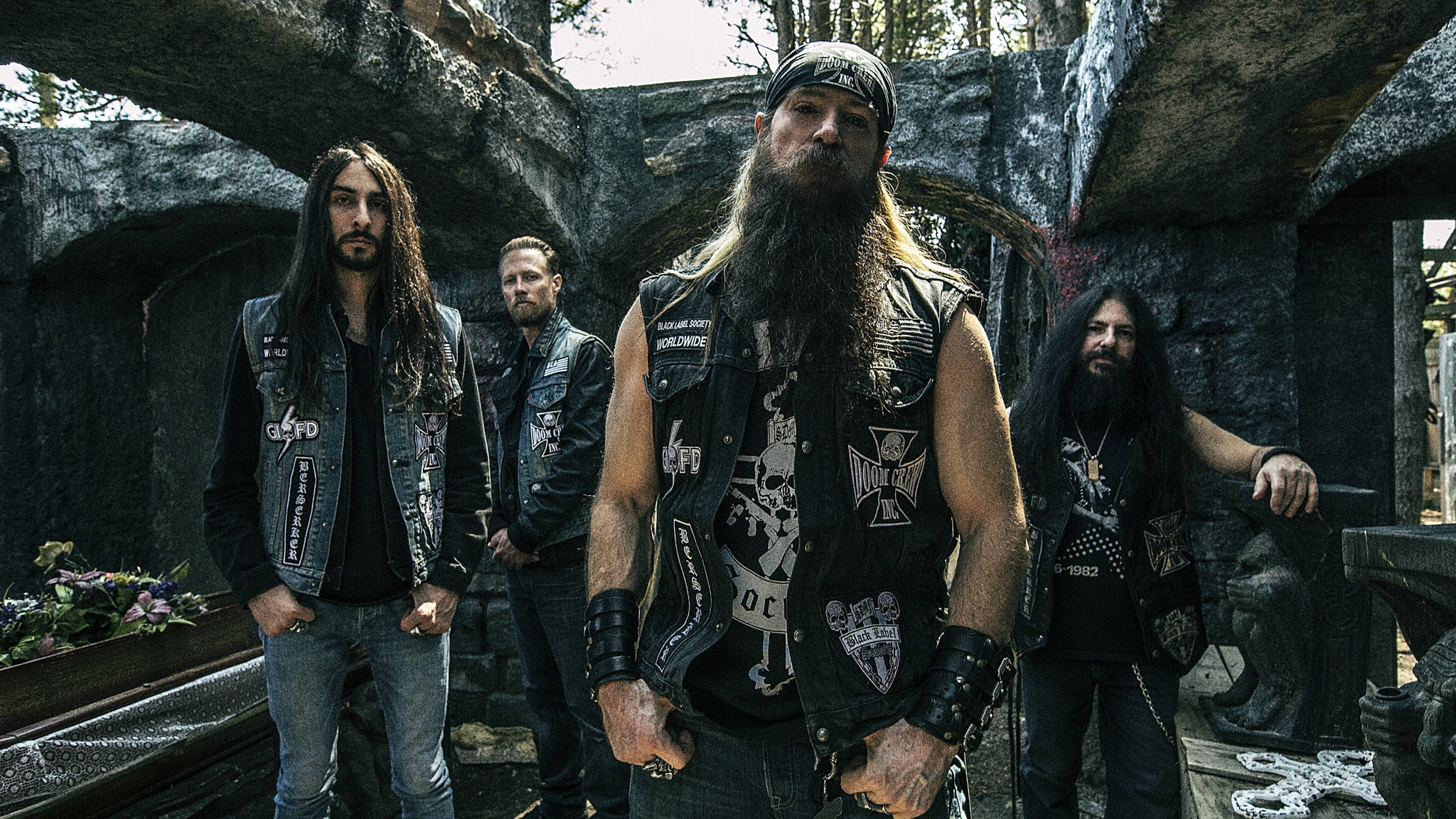 Black Label Society, Corrosion of Conformity, Eyehategod