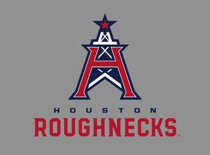 Houston Roughnecks vs. Dallas Renegades