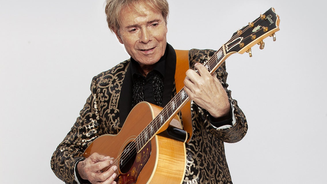 Cliff Richard tickets (Copyright © Ticketmaster)