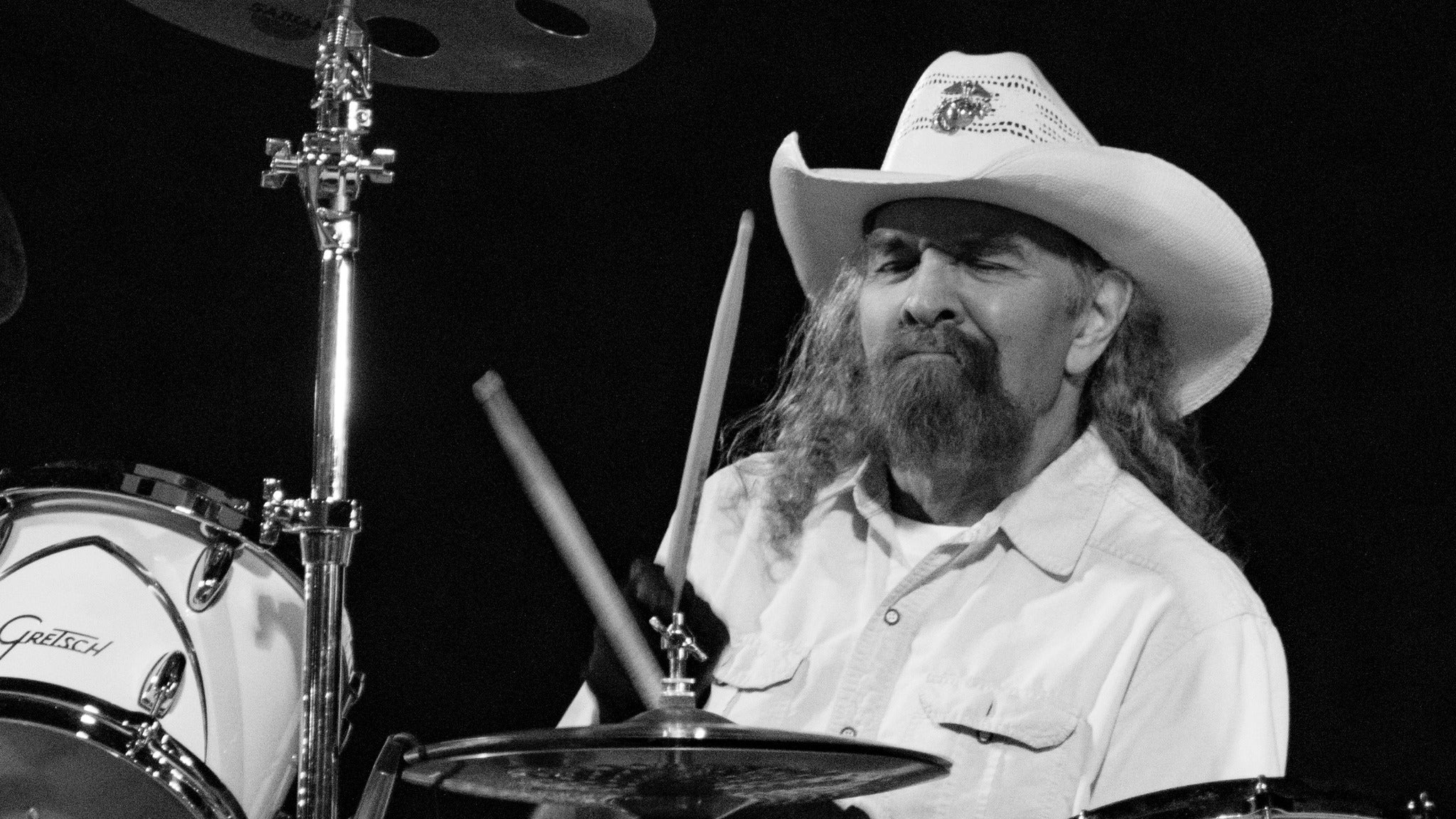 Artimus Pyle at Infinity Hall - Norfolk