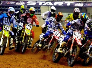 Image used with permission from Ticketmaster | Hoosier Arenacross Nationals Presented By Edwards Motorsports tickets