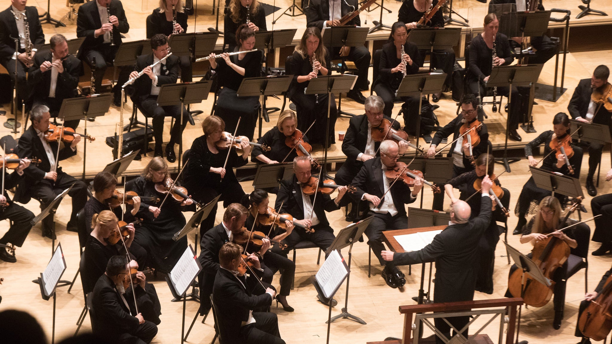 Bach and Vaughan Williams with Atlanta Symphony Orchestra