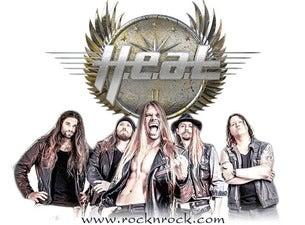 H.E.A.T., 2020-12-16, Barcelona