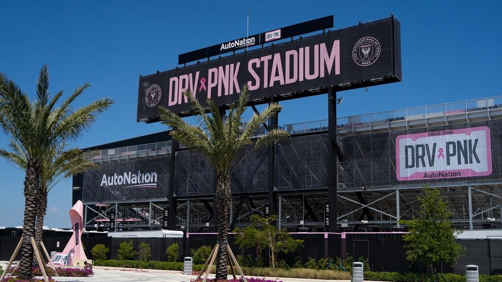 Hotels near Inter Miami CF Events