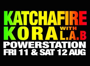 Katchafire at Strummer's