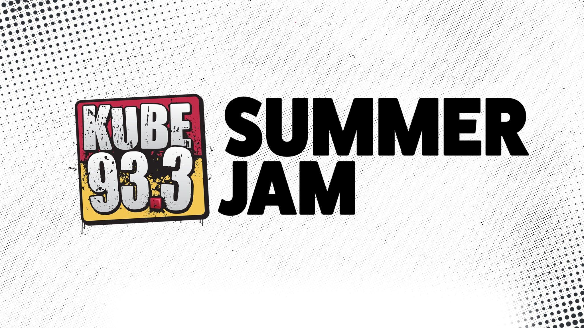 KUBE Summer Jam at Tacoma Dome