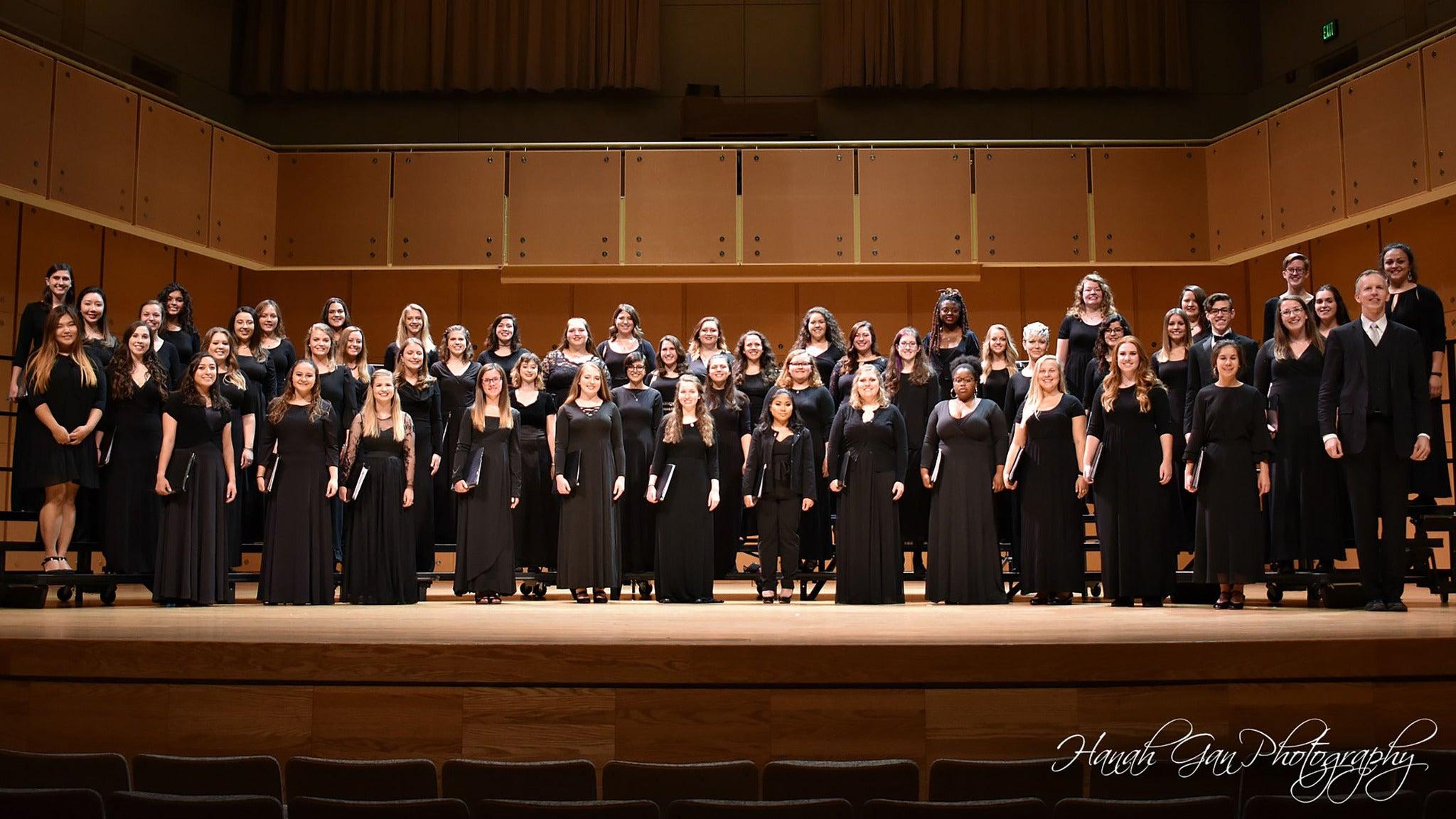 Illinois State Belle Voix, Men's Glee, & Women's Choir