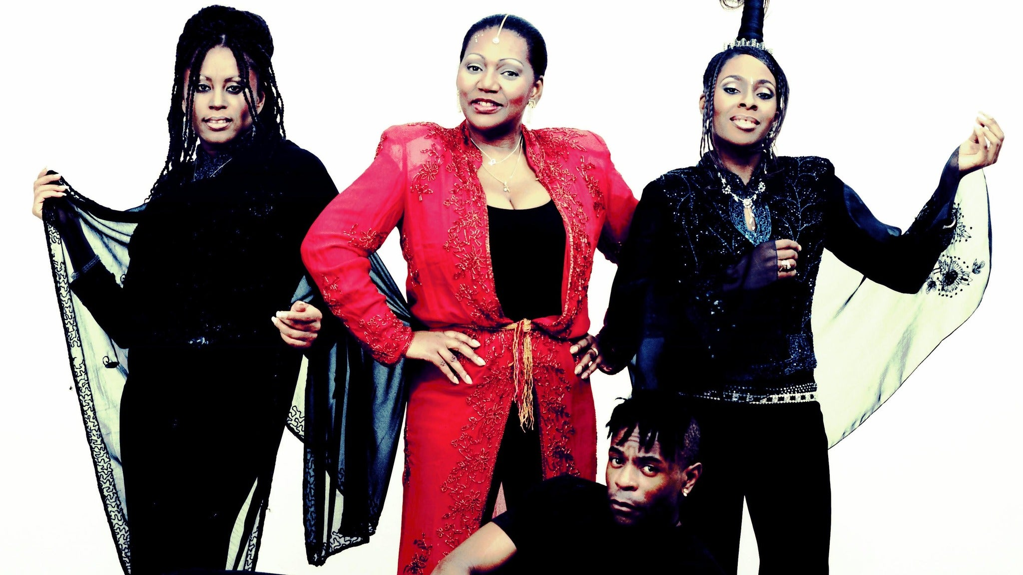 Boney M feat. Liz Mitchell at James L Knight Center