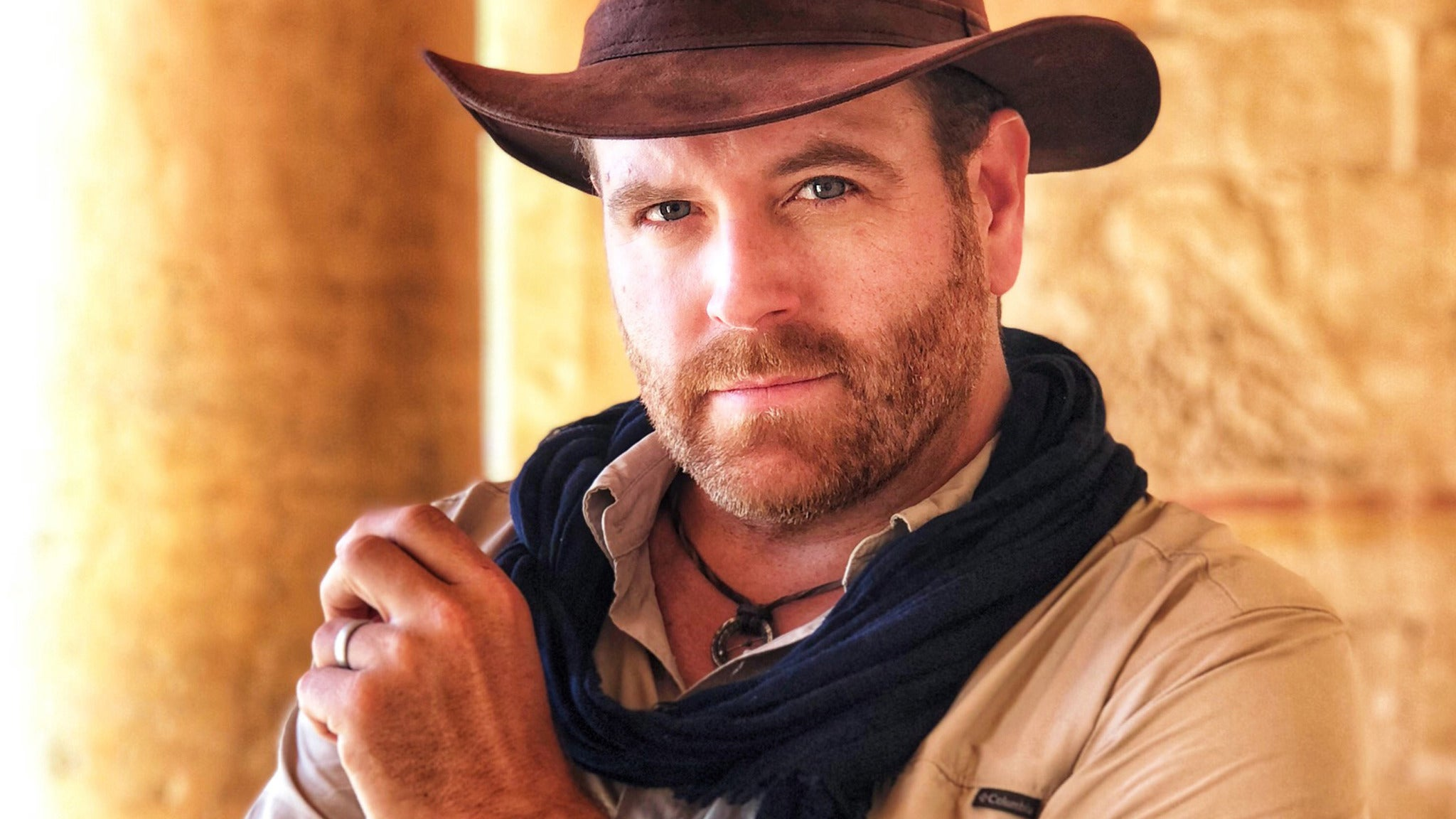 Josh Gates Live! at F.M. Kirby Center