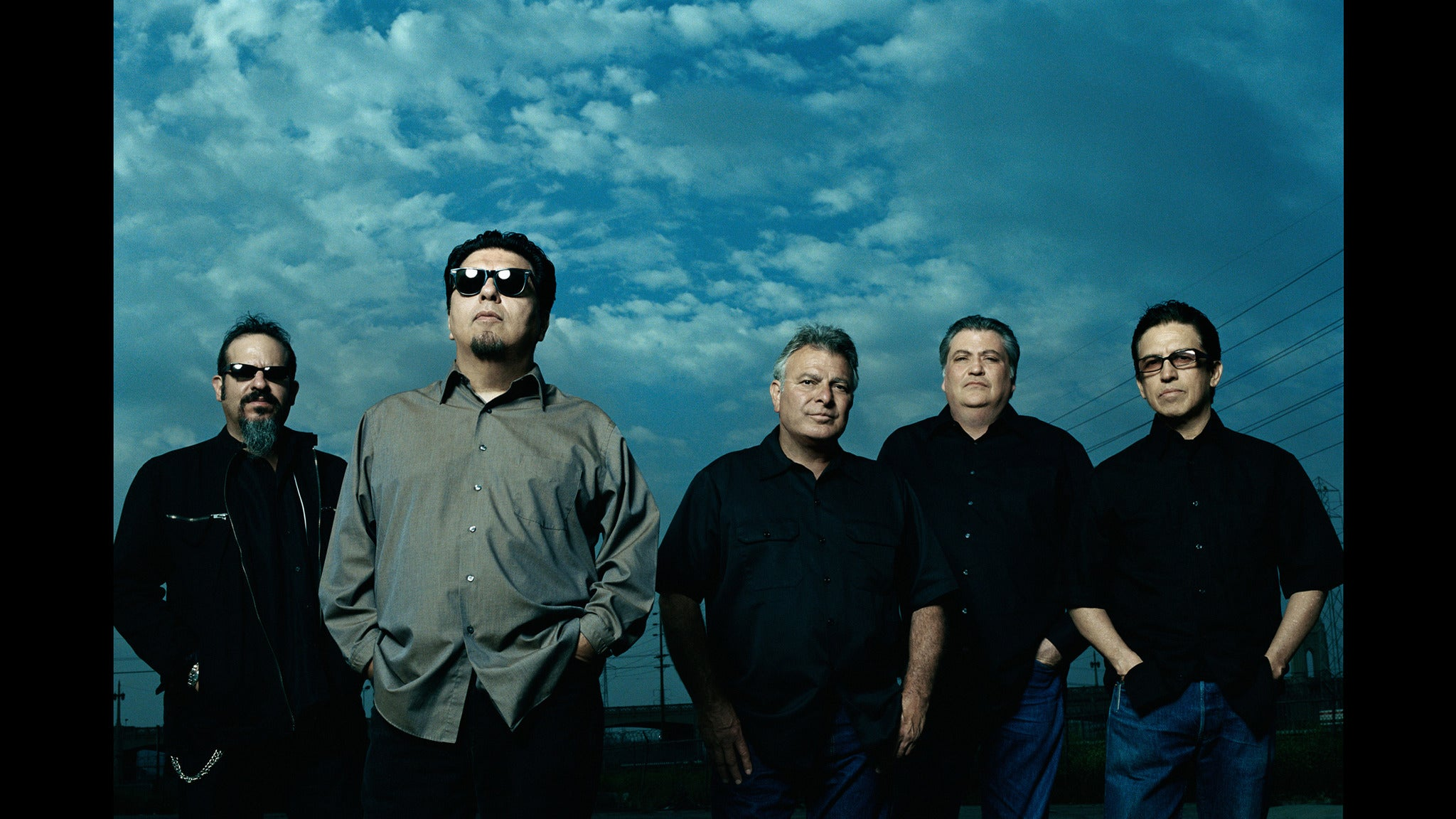 Los Lobos & David Bromberg Big Band