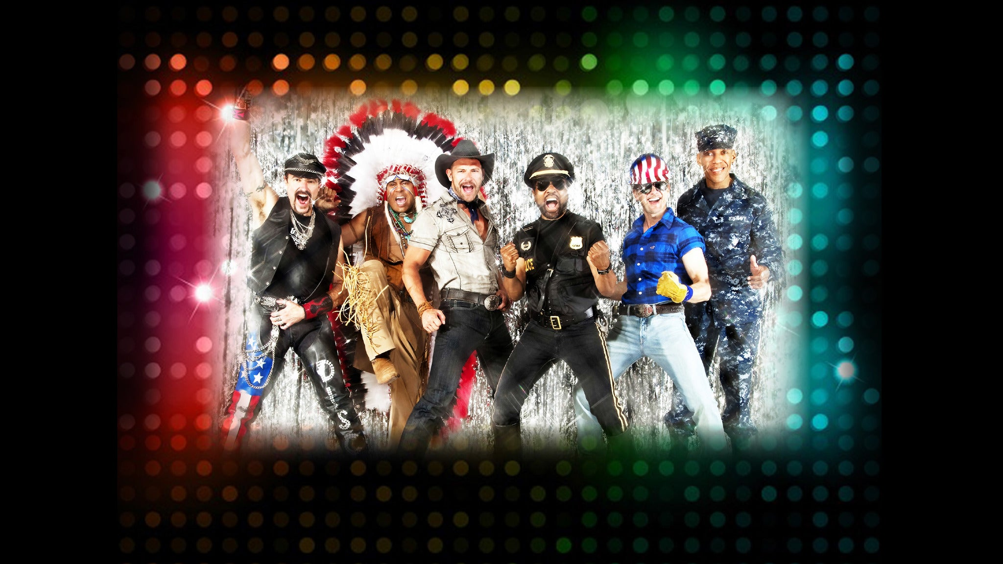 Village People at The Fox Theater at Foxwoods Resort Casino