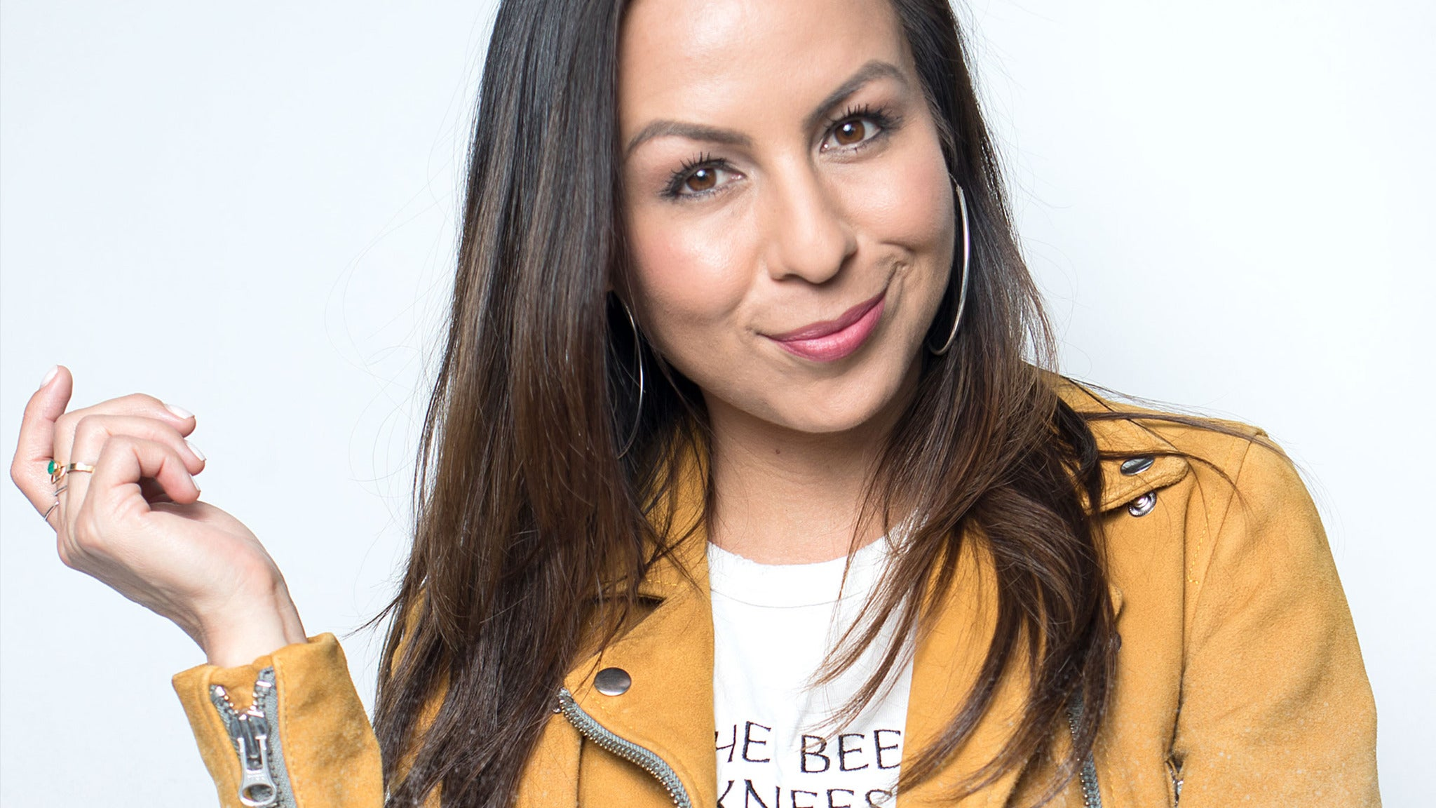 Anjelah Johnson at Orpheum Theatre - Wichita KS