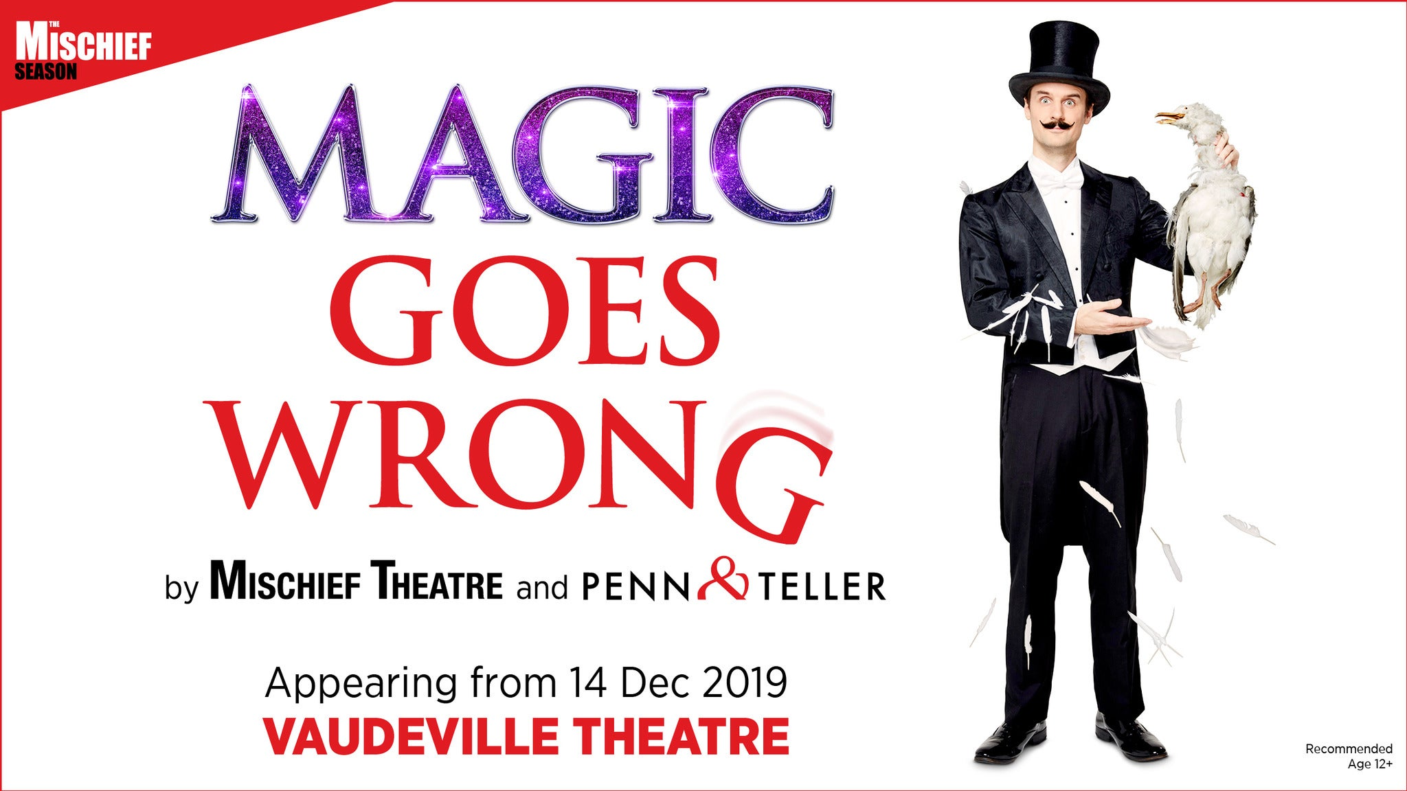 Magic Goes Wrong Event Title Pic