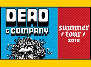 Dead & Company - Oasis Camping