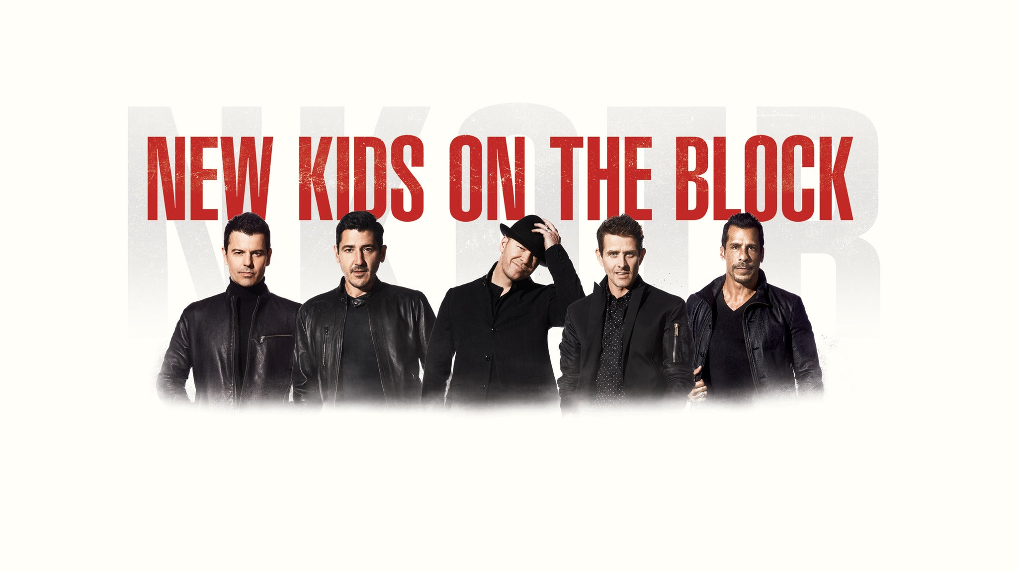 New Kids on the Block at Pepsi Center