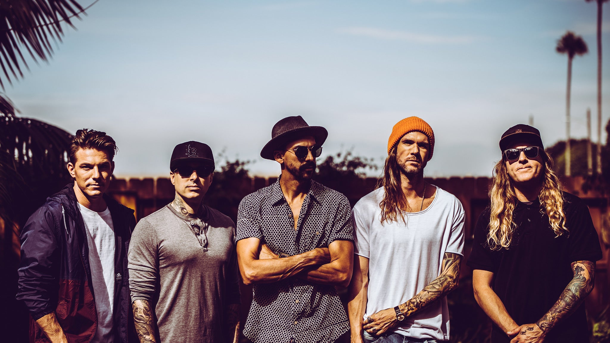 Dirty Heads at Michigan Lottery Amphitheatre at Freedom Hill