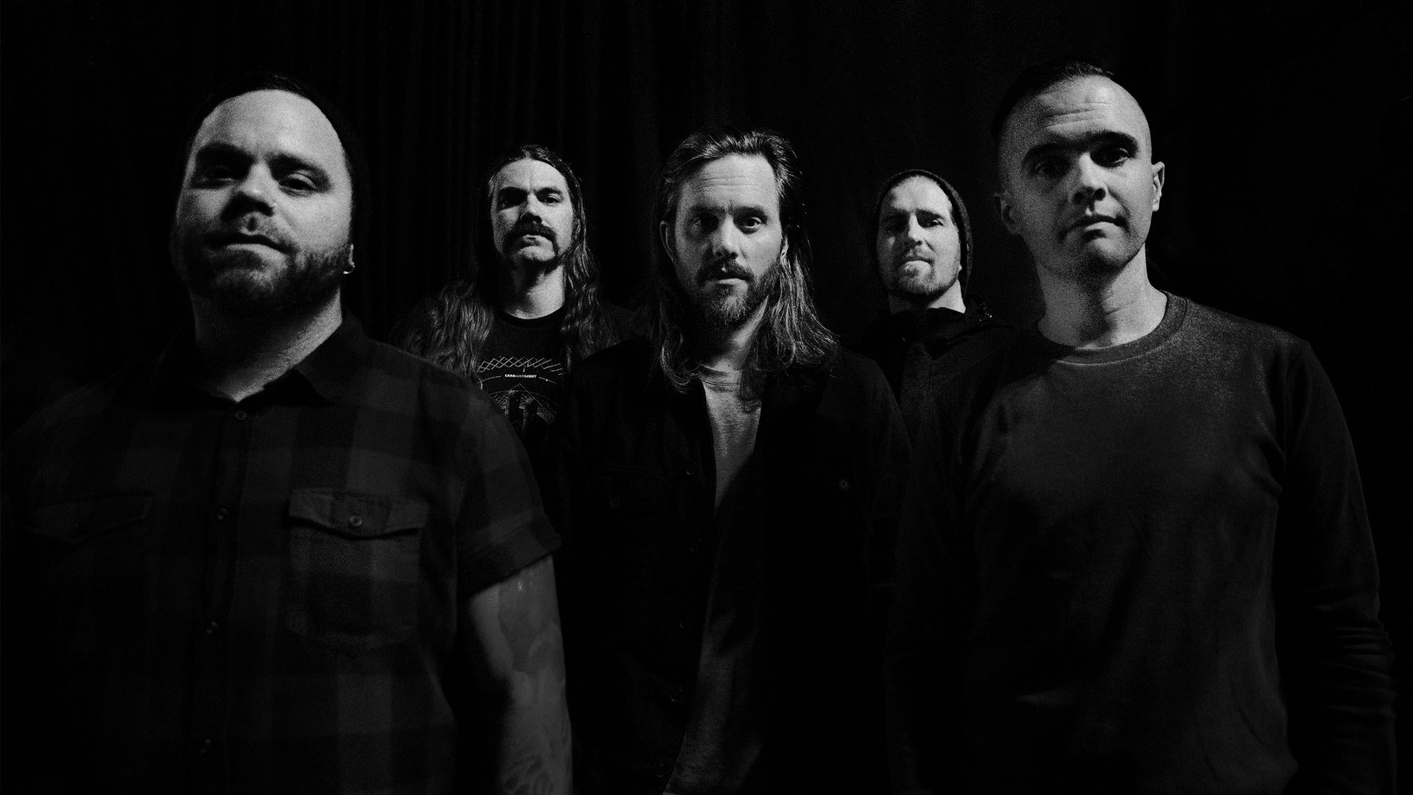Between The Buried and Me with special guests The Contortionist and Nick Johnston