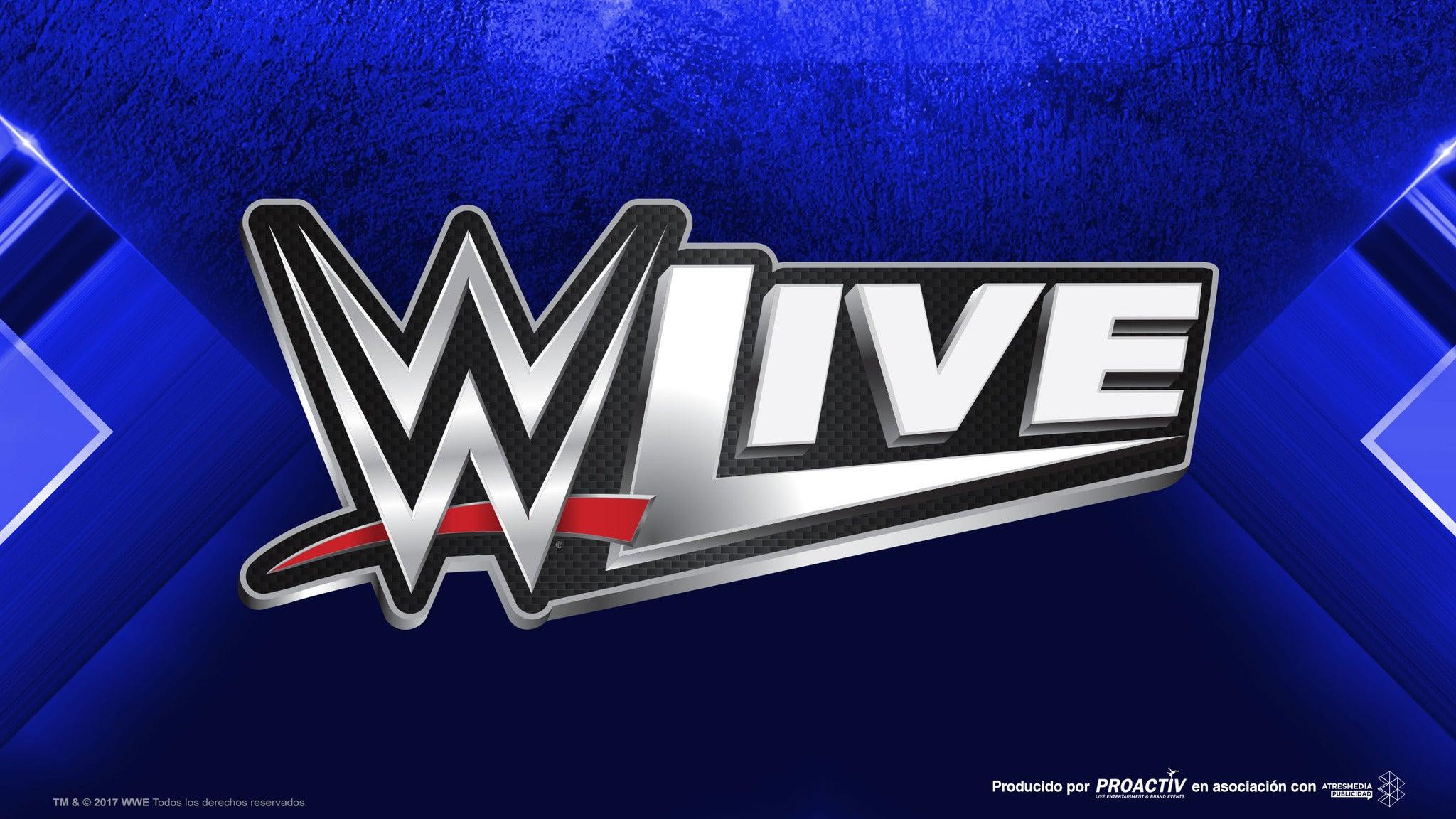 WWE Live at BMO Harris Bank Center