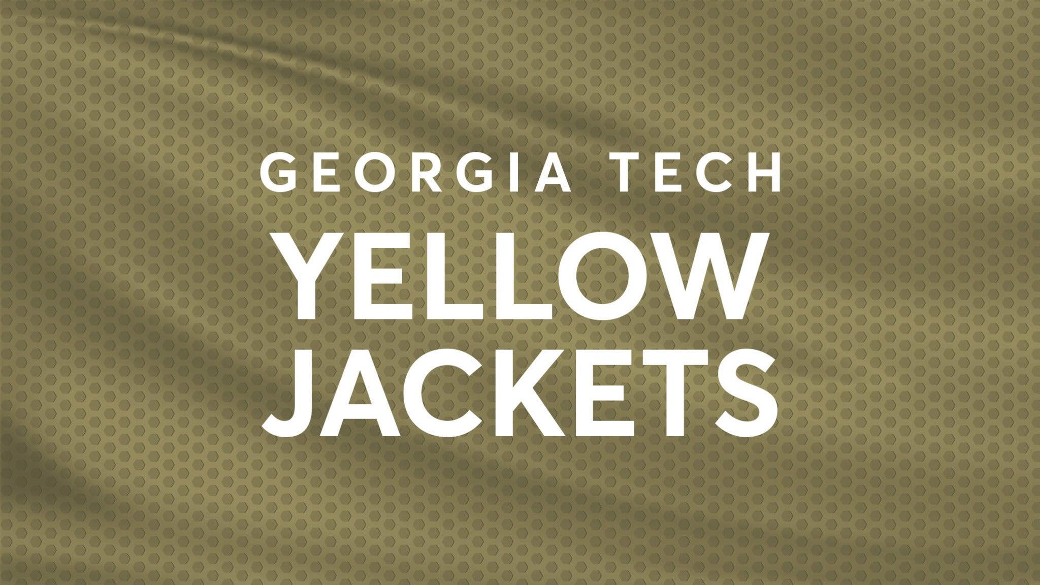 Georgia Tech Yellow Jackets Football
