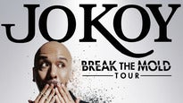 Jo Koy - Break The Mold Seating Plans