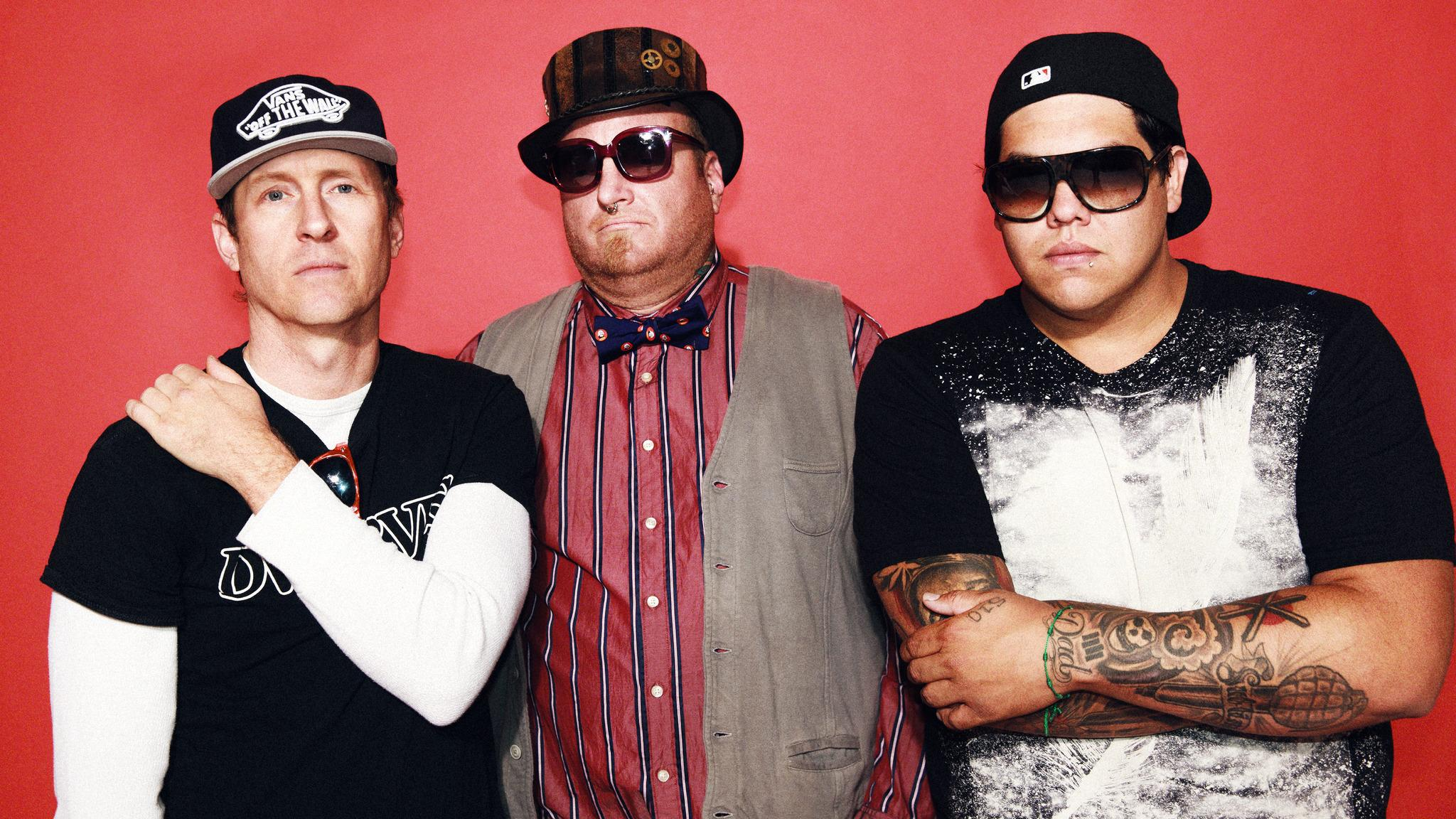 Sublime with Rome Summer Tour 2016 at Comerica Theatre