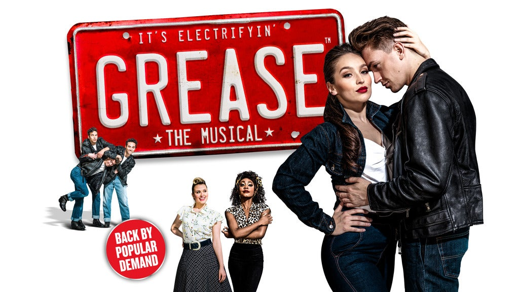 Hotels near Grease (Touring) Events
