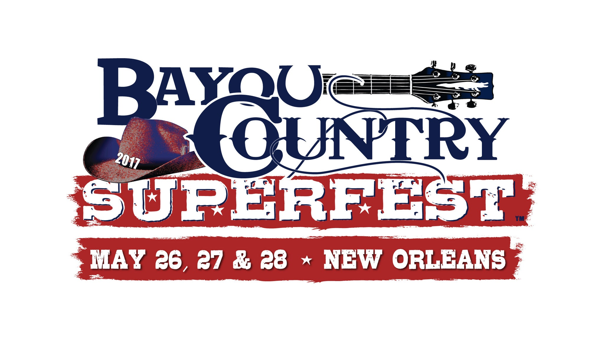 Bayou Country Superfest - Sunday at Mercedes-Benz Superdome