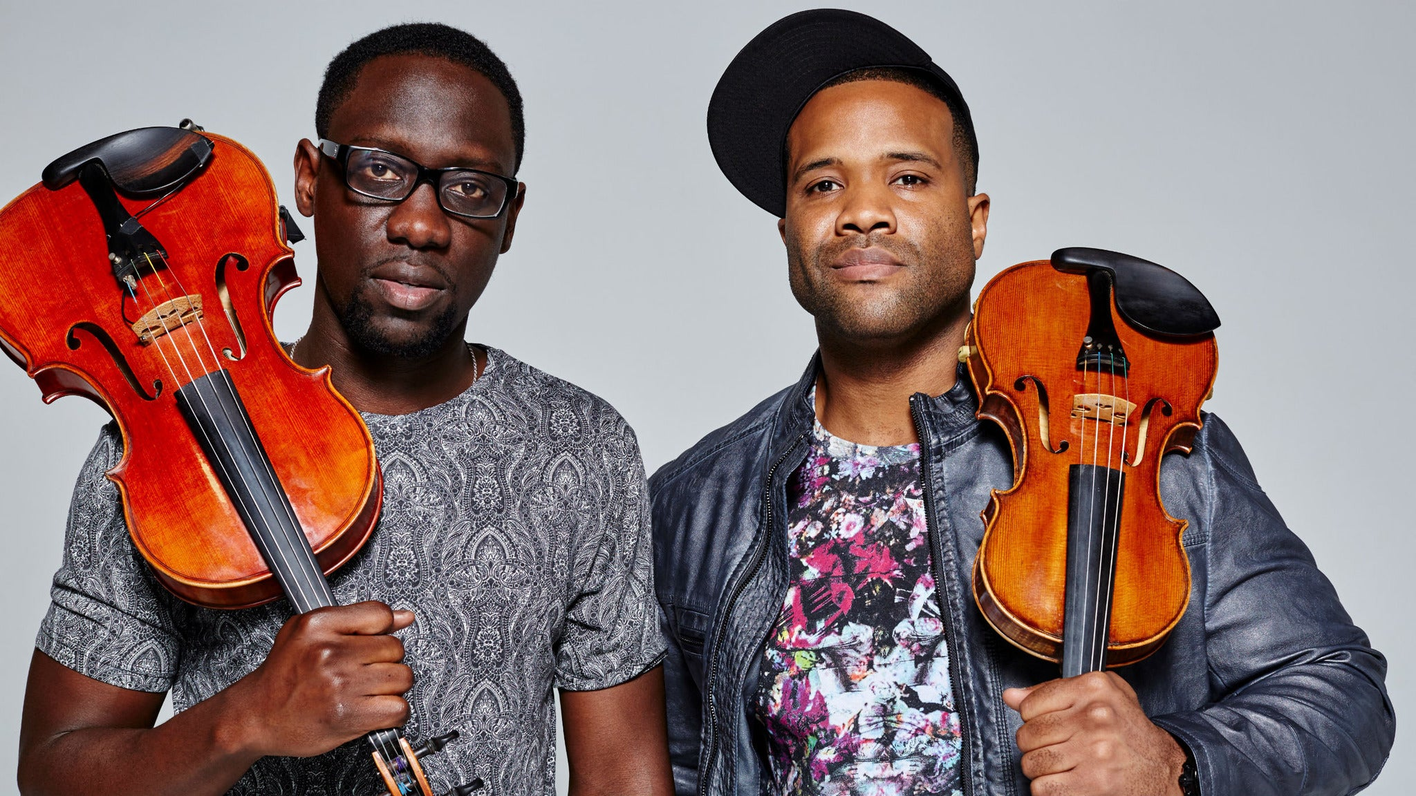 Black Violin at Loeb Playhouse