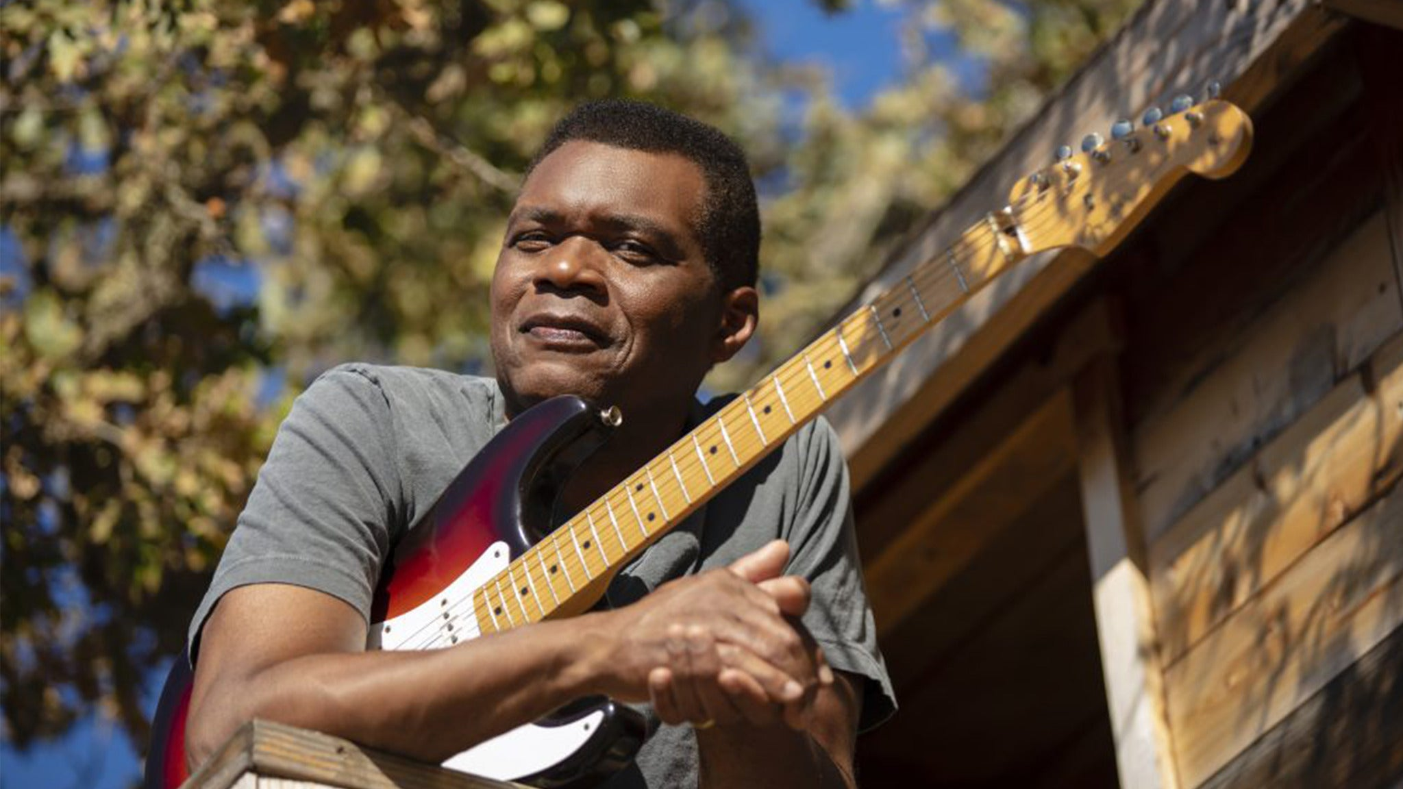 Robert Cray Band at Mystic Theatre
