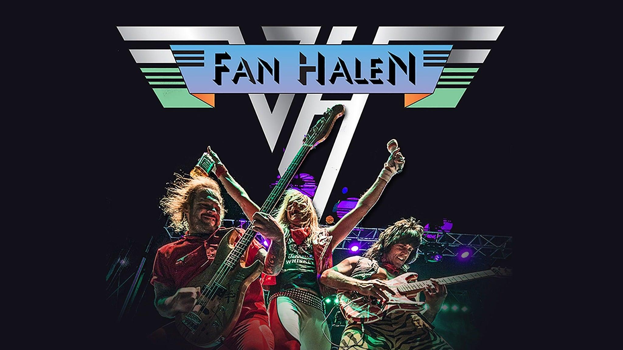 Van Halen Tribute by Fan Halen at The Canyon Agoura Hills
