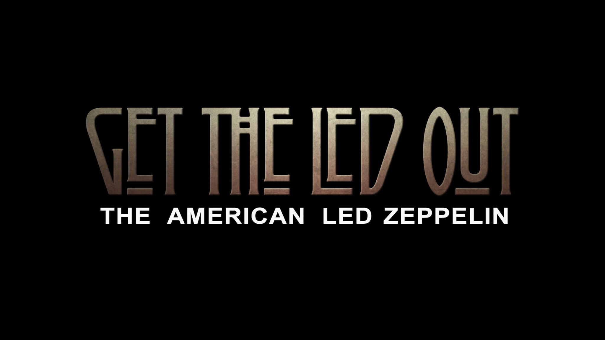 Get the Led Out at Emens Auditorium