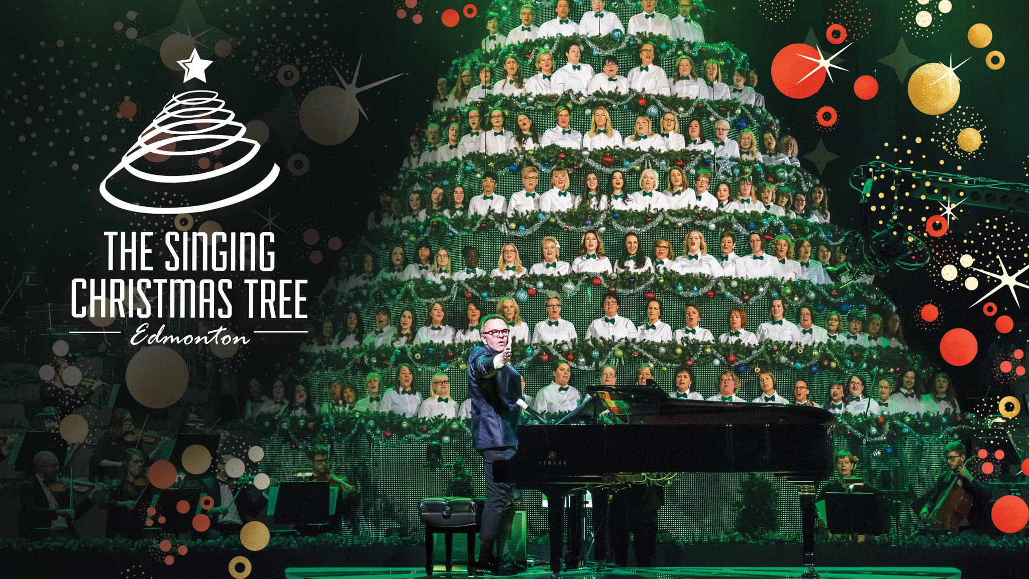 Singing Christmas Tree.Singing Christmas Tree Tickets Event Dates Schedule