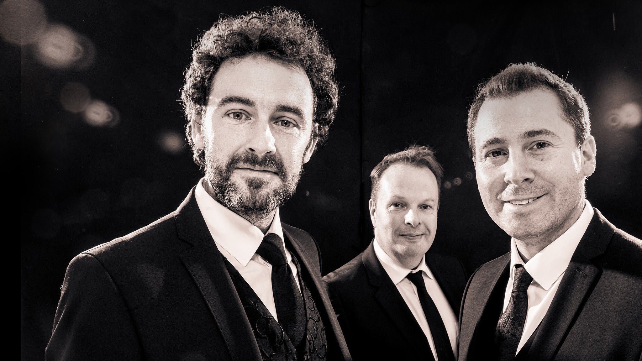 The Celtic Tenors at Three Stages at Folsom Lake College