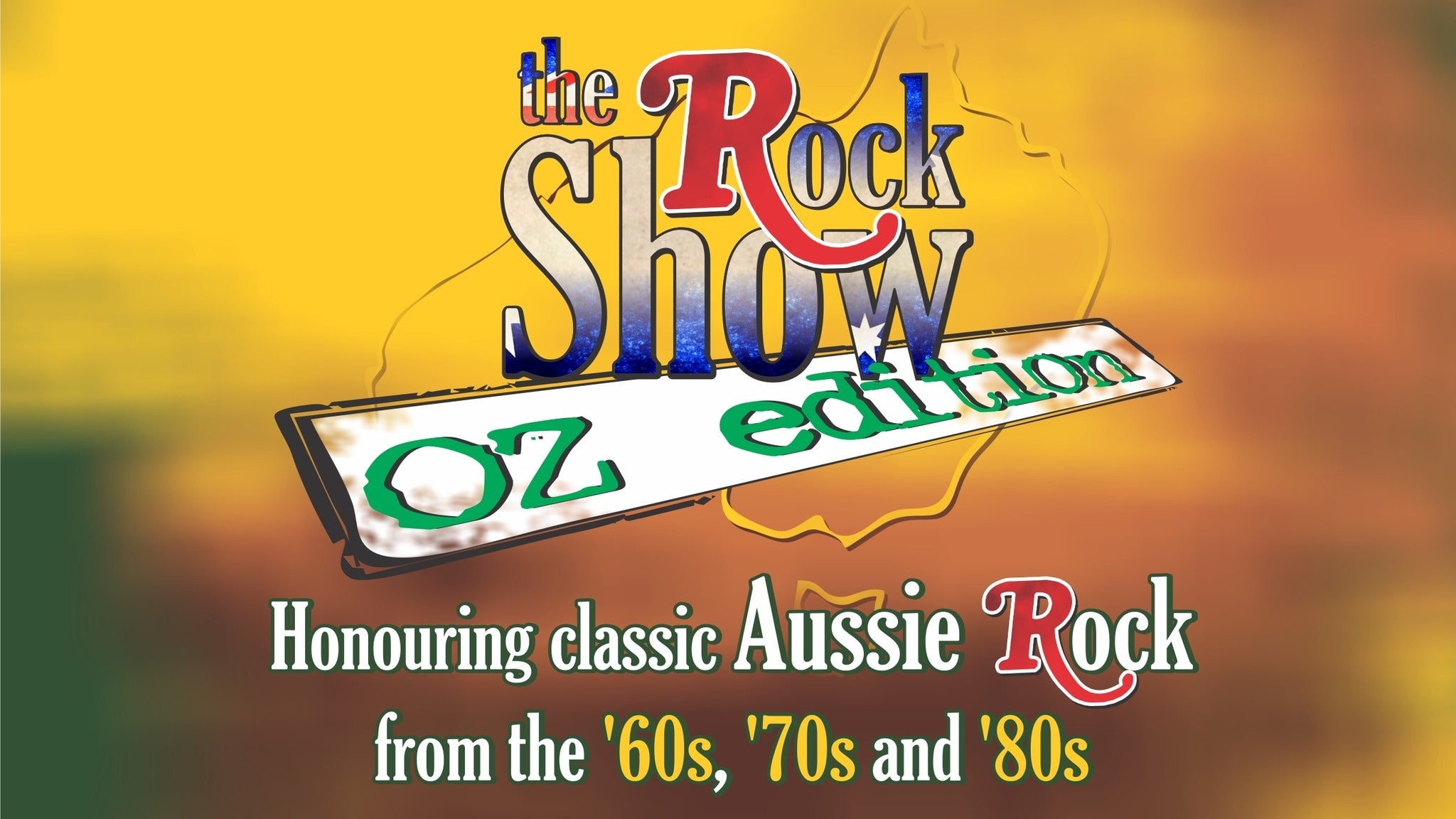Image used with permission from Ticketmaster | The Rock Show Oz Edition tickets