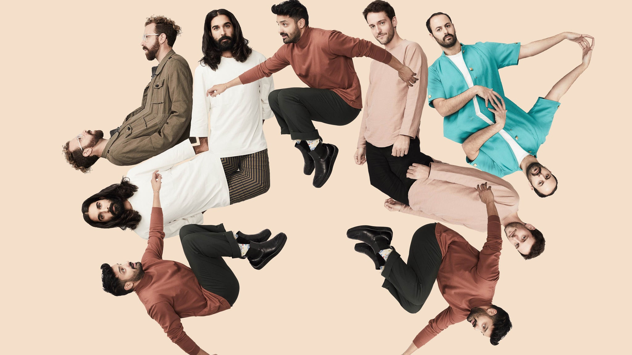 YOUNG THE GIANT + FITZ & THE TANTRUMS North American Tour 2019