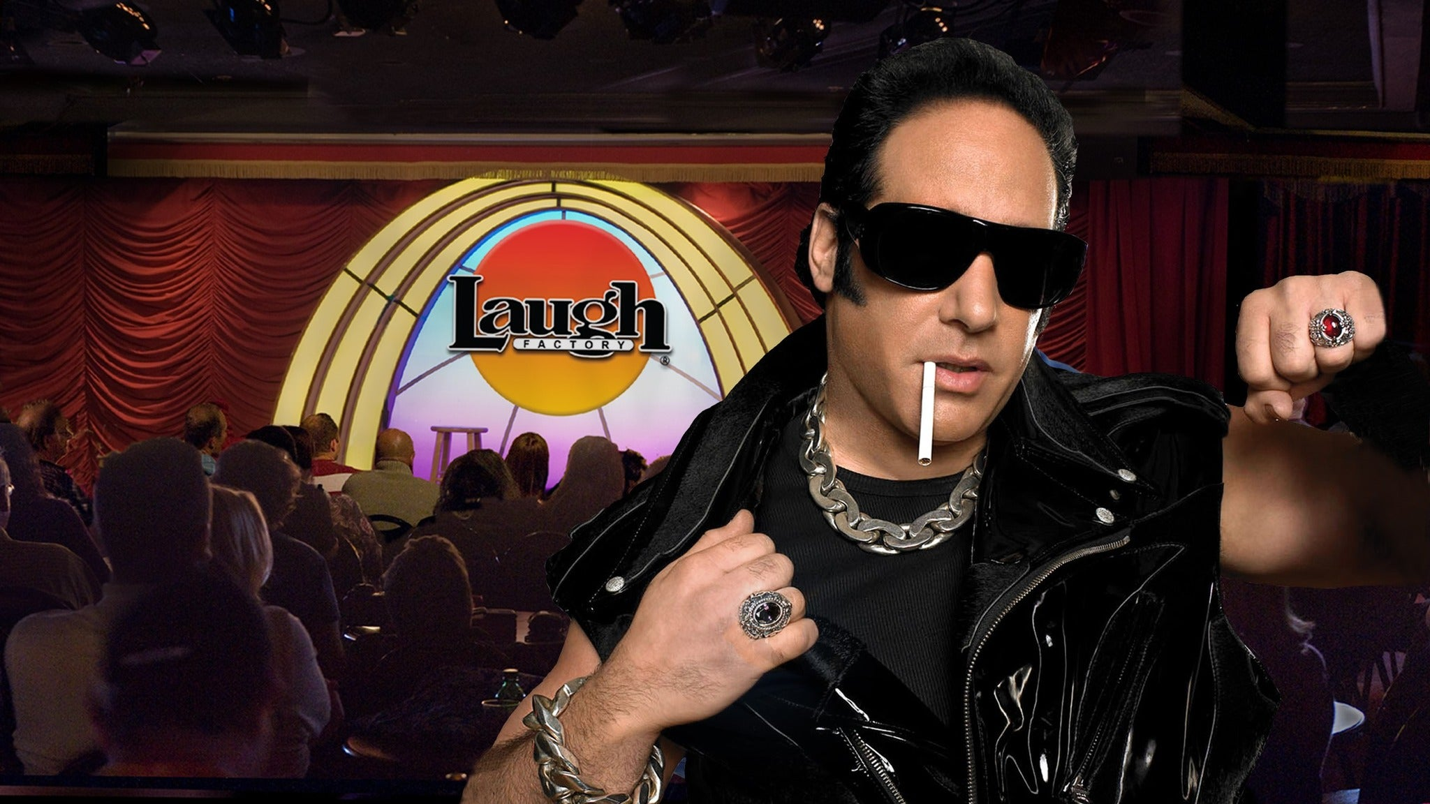 Andrew Dice Clay at Hollywood Palladium