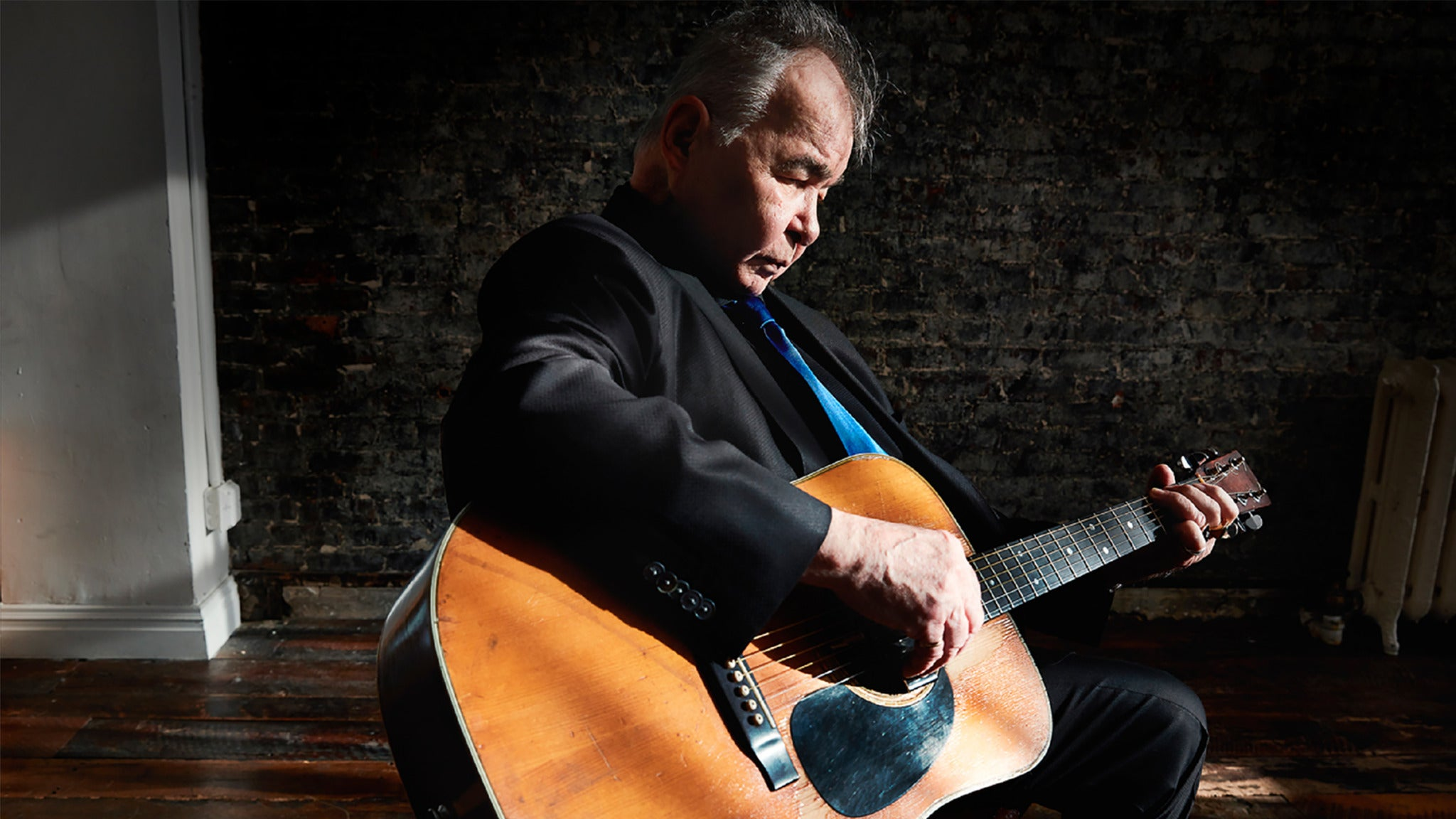John Prine at DECC's Symphony Hall