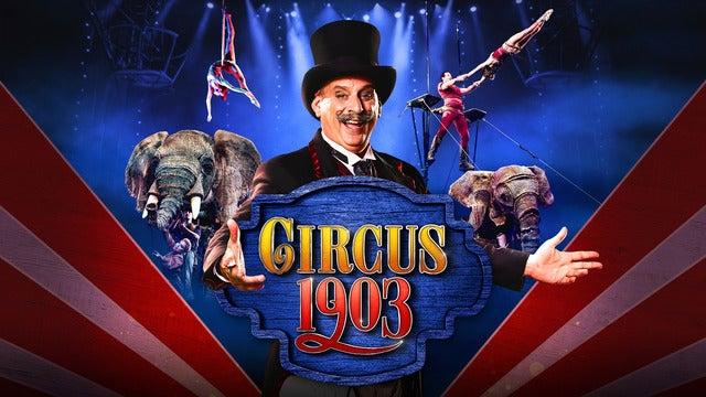 Circus 1903 - Platinum Seating Plans