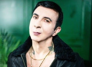 Marc Almond with Special Guest Chris Braide Royal Festival Hall Seating Plan