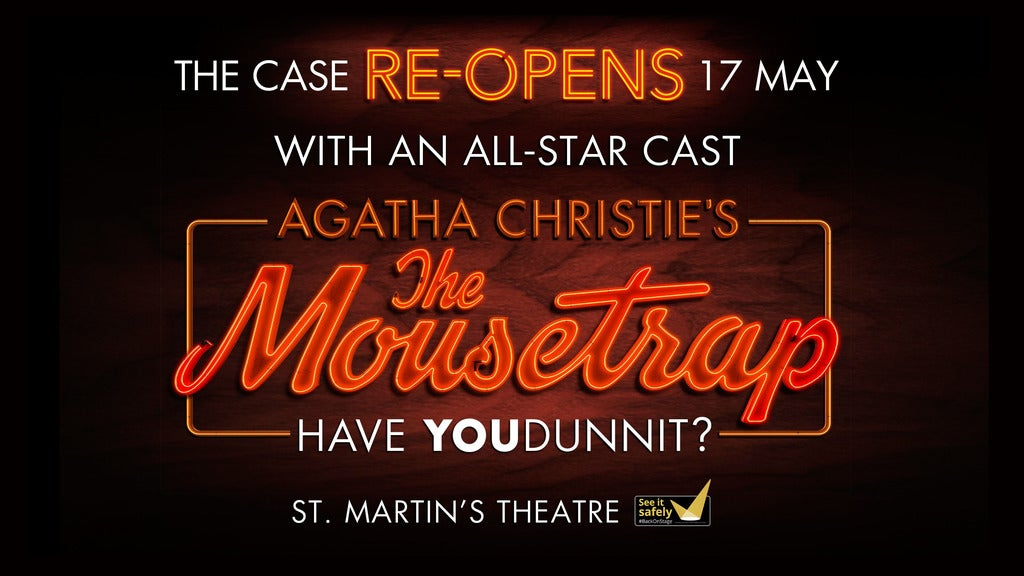 Hotels near The Mousetrap Events