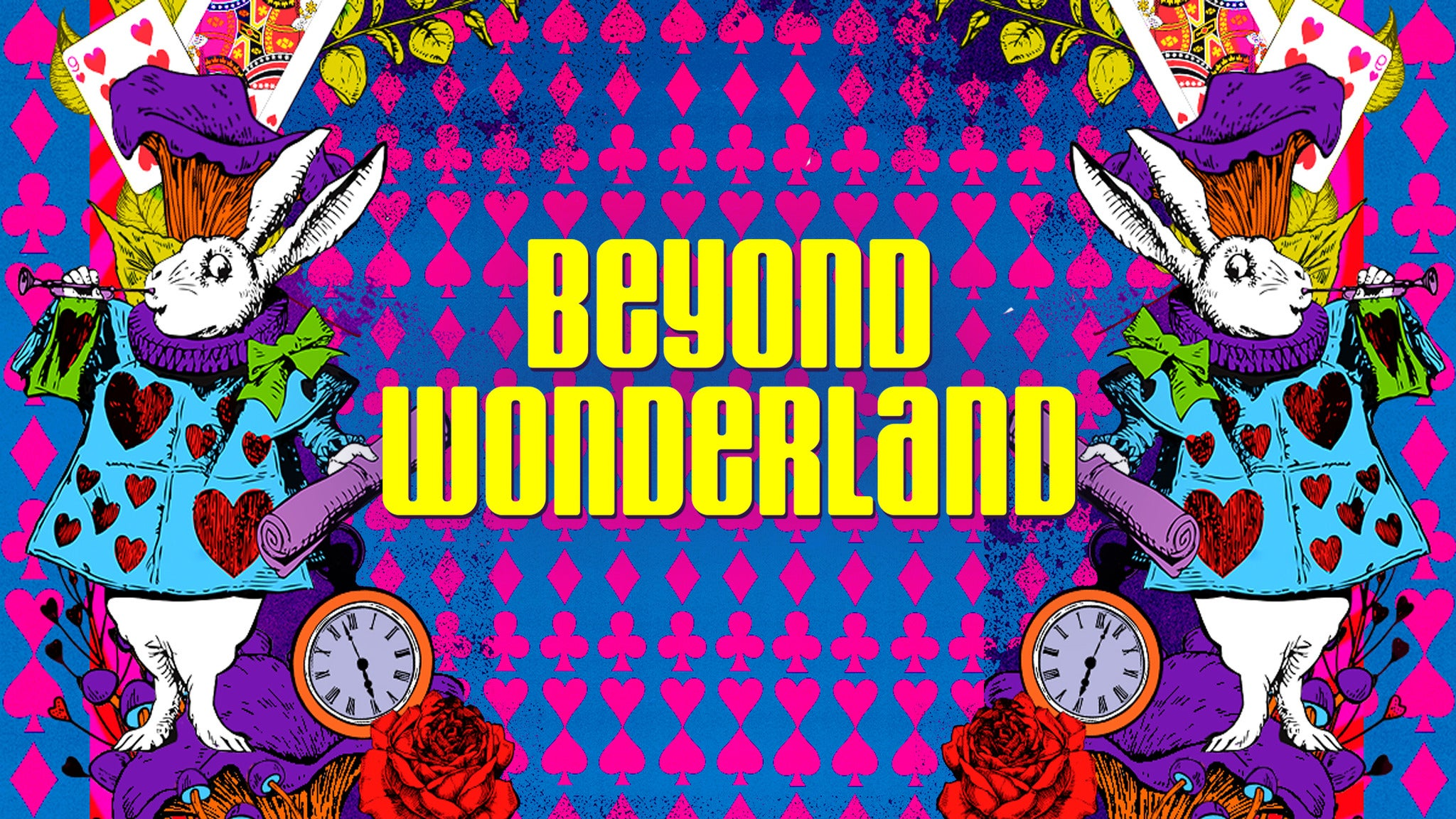 Beyond Wonderland at NOS Events Center